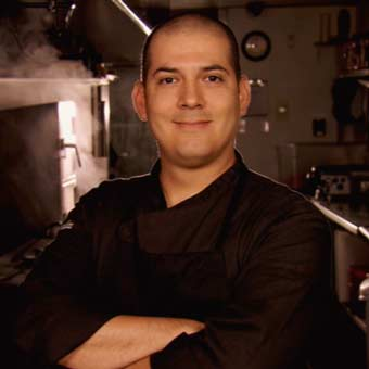 Julian Gonzales Cruz - Executive Chef