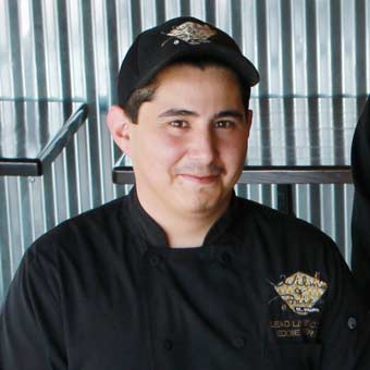 Eddie Perez - Kitchen Manager